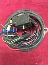 Motorola Maratrac Control Head Cable Hkn4341b Comes W Retainer Clip See Picture
