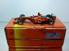 BBR MODELS MET112 FERRARI F2002 SCHUMACHER MARLBORO - F1 RED 1:43 - MINT IN BOX