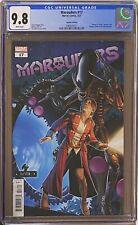 "Marauders #17 Larroca ""Marvels vs. Aliens"" Variant CGC 9.8"