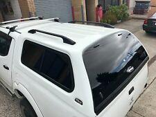 Mitsubishi Triton MN WHITE #W32 Canopy