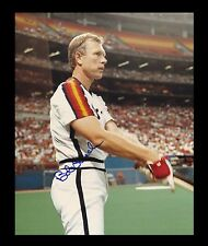 Bob Forsch Signed Photo 8x10 Autographed Astros 27471
