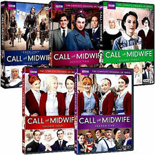 CALL THE MIDWIFE: The Complete Series Seasons 1-5 DVD Set New & Sealed