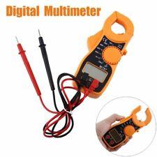 Multimeter Digital Ohmmeter Ammeter Clamp Ac Dc Voltmeter Tester Volt Ohm Amp