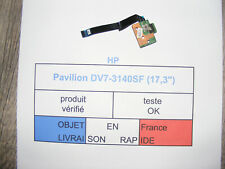 Platine POWER pour HP PAVILION DV7-3140SF