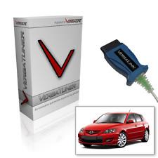 VersaTuner ECU tuning software + VersaLink for 2007-2009 Mazdaspeed3/Mazda 3 MPS
