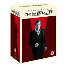 The Mentalist Complete Series DVD BOXSET 34 Discs R4 &