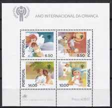 PORTUGAL YEAR OF CHILD S/S (ref 3) MNH