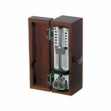 Wittner Metronome. Taktell Super Mini. Wooden. Mahogany