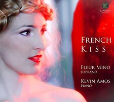 French Kiss - Fleur Mino et Kevin Amos - CD NEUF sous blister