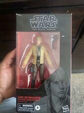 Star Wars Luke Skywalker 6 inch Action Figure - E4086