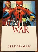 Civil War Spider-Man by Straczynski and Peter David Marvel hc omnibus hardcover