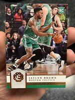 2016-17 Panini Excalibur Jaylen Brown Rookie #9 Boston Celtics HOT!!! - QTY