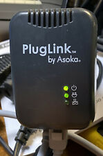 PlugLink By Asoka Ethernet Adapters, Model PL9650-ETH