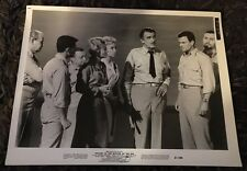 VOYAGE TO THE BOTTOM OF THE SEA 8x10 still 61 Pidgeon & Frankie Avalon!