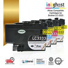 LC3333 RIHAC ink cartridges alternative for Brother MFC-J1100DW & DCP-J1300DW