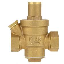 DN15 Riduttore Di Pressione Acqua Ottone Regolatore Valvola G1/2''