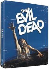 EVIL DEAD  (Steelbook Edition)   - BLU RAY - Region A
