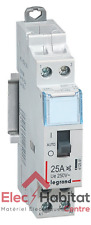 Contacteur de chauffe-eau bipolaire 230V 25A Legrand 412501