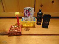 Zuru 5 Surprise Mini Brands Gold Mentos Milkshake Pez Soy Sauce