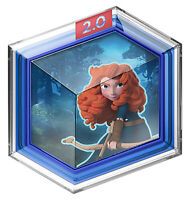Disney Infinity - Merida Brave Forest Siege Power Disc