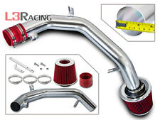 RED COLD AIR INTAKE KIT+DRY FILTER VW 99-05 Golf Jetta MK4 VR6 2.8L