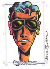 DC Legacy Brent Engstrom Plastic Man Sketch Card