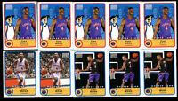 10 Lot- 2003-04 Topps Bazooka Mini Chris Bosh Rookie Lot #279 #228 Miami Heat RC