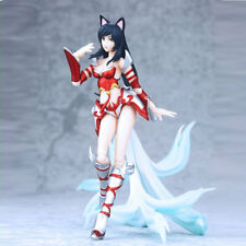 League of Legends Ahri 1:12 Movable Action Figure Collection LOL Model In Stock