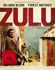 ZULU (Orlando Bloom, Forest Whitaker) Blu-ray Disc, Steelbook NEU+OVP