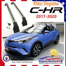 Fits Toyota CHR CH-R 2017-2021 Roof Rack Cross Bar OE Style High Grade Aluminum