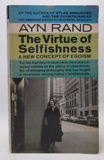Ayn Rand - Virtue of Selfishness: New Concept of Egoism - First Edition - Signet