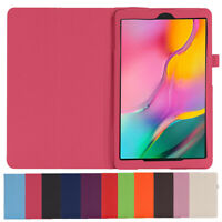 For Samsung Galaxy Tab A 10.1-Inch SM-T510 2019 Shockproof Magnetic Stand Case