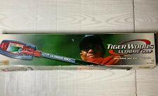 Tiger Woods ELECTRONIC Ultimate Golf DRIVE FOR SHOW ! PUTT FOR DOUGH! PAR 3 4 5