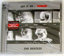 THE BEATLES - LET IT BE... NAKED - 2 CD Sigillato