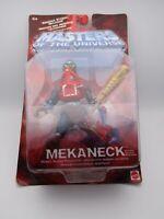 MEKANECK unopened Masters of the Universe MOTU Mattel He Man 2002 - Free Postage