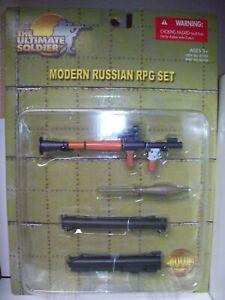 21st Century Ultimate Soldier Modern Russian RPG Set 1/6