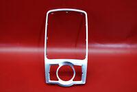 Audi A6 4F C6 Halterahmen Bedieneinheit MMI Blende Chrom 4F0864260A Original /ON
