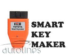 TOYOTA / LEXUS OBD2 OBDII Smart Key Maker Programmer 4C 4D Chip K-Line & CANBUS