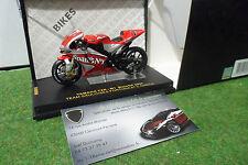 MOTO YAMAHA YZR-M1 MotoGP 2004 #7 C. CHECA au 1/24 IXO RAB080 miniature