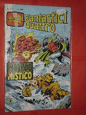 FANTASTICI QUATTRO-4 - N° 227-  prima SERIE 1°- DEL 1979 - EDIZIONI CORNO
