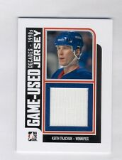 13/14 ITG Decades 1990s GAME-USED JERSEY MEMO /84 KEITH TKACHUK - #M-19