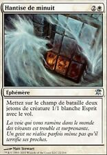 4x Hantise de minuit ( Midnight Haunting) Innistrad #22 FRENCH