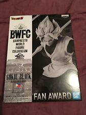 Dragon Ball BWFC Goku Black Manga