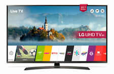 "LG 43"" 43UJ634V SMART 4K HDR SMART WIFI LED TV - 12 MONTH WARRANTY"