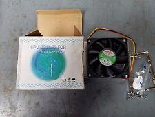 cpu fan p4 478 socket