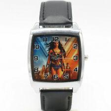 LOOK Wonder Woman Child Boy Man Women Girl Wrist Watch