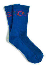 Sombrio Women's Royal Blue Alps Merino Wool Cycling Socks Size L/XL New