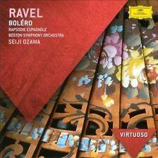 Ravel, Boston Symphony Orchestra, Seiji Ozawa – Bolero CD 2011 NEW/SEALED