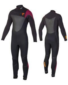 Jobe Yukon 5/4/3 Ruby Men's Semi-Dry Wet Suit Steamer Fullsuit Diving