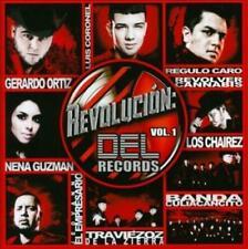 Revolucion: Del Records Vol.1 - Various Artists - Damaged Funda